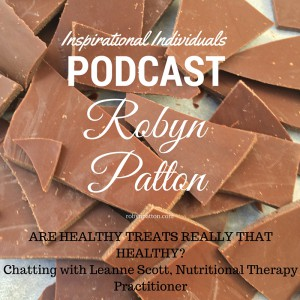 Healthy Treat chat with Leanne Scott robynpatton.com