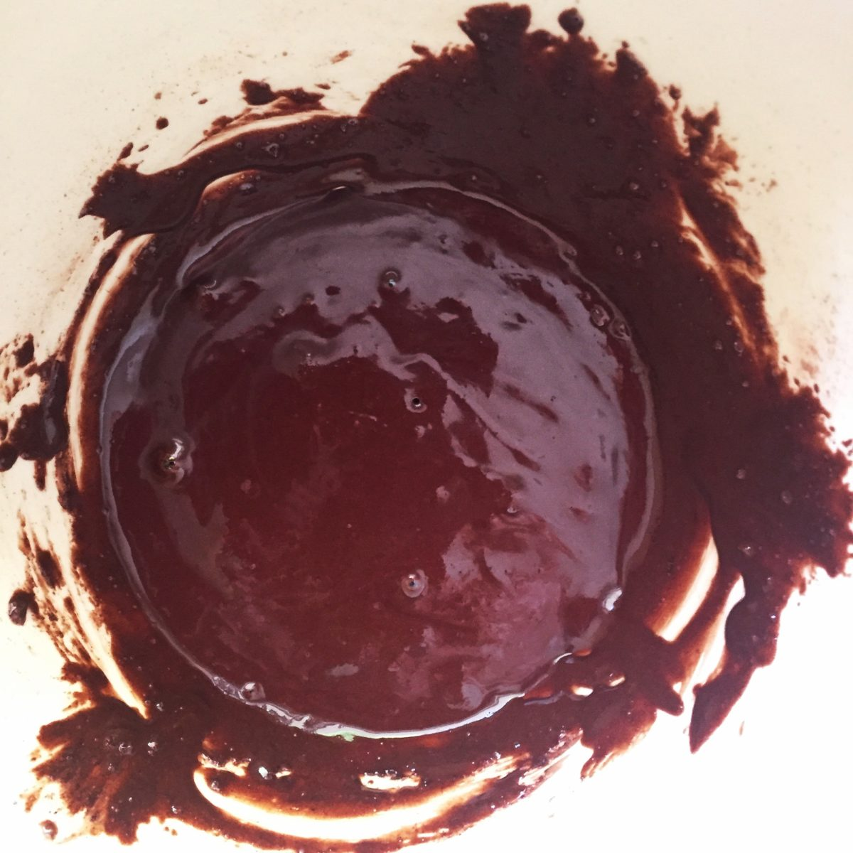 One Bowl Chocolate Maca Fudge
